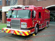 Marietta Fire Department Rescue 52 (Spartan Heavy Rescue Squad)