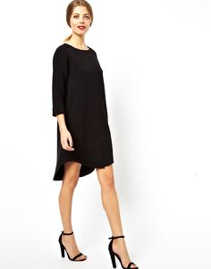 ASOS Clean Shift Dress £45.00 NOW £15.50