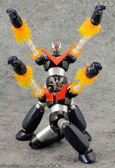 SRC Great Mazinger and Mazinger Z http://amzn.to/2pZy2Zo