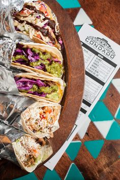 Condado offers hefty, nicely priced, design-your-own tacos that can be made from a dizzying lineup of ingredients, with boatloads of booze on hand for inspiration