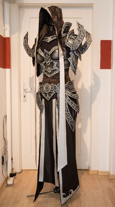 Female Malthael - designed by Zack Fischer