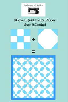 Daydreams of Quilts: Frog Pond Tutorial