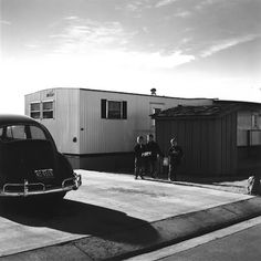 Robert Adams, Trailer Court, Colorado Springs, Colorado, 1968