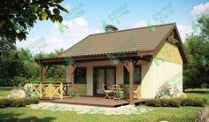 Каркасный дом 9 х 7,5 - цены и проекты в Санкт-Петербурге