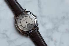 Hands-On: The Laurent Ferrier Galet Square Vintage 1 Limited Edition (Live Pics…