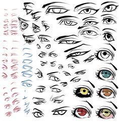 38 ojos.