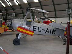 Autogiro La Cierva C-19 MK 4P