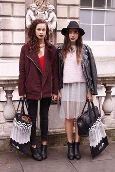 Street Style London Fashion Week SS14