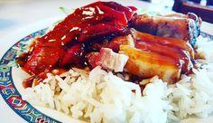 Plate of roast pork combination @eyeem #food #foods #foodie #foodies #foodporn #instafood #foodphotography #foodgasm #eyeem #pork #huahuarestaurant by nick.p78