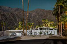 TOM BLACHFORD: Photographies au clair de lune , pleine lune et super-lune. Palm Springs 2