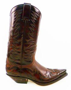 """Duke"" Western Boot"