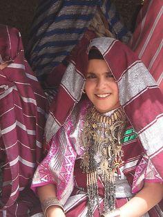 Libyan Berber (Amazigh) girl   THE LIBYAN