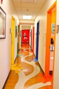 Office Interior Design is very important for your home. Whether you pick the Interior Design Styles Daycare Design, Dental Office Design, Office Interior Design, Office Interiors, School Design, Office Designs, Dental Offices, Corporate Interiors, Kindergarten Interior