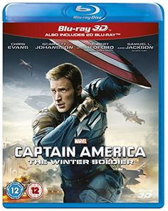 Captain America: The Winter Soldier [Blu-ray 3D  Blu-ray] @ niftywarehouse.com #NiftyWarehouse #Avengers #Movies #TheAvengers #Movie #ComicBooks #Marvel