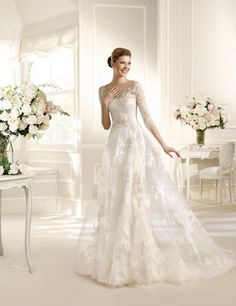 Wedding dress shop in Dubai & Lebanon for bridal gowns & evening dresses. Collections from the top wedding dress designers & bridal couture. La Sposa Wedding Dresses, Wedding Dress 2013, Perfect Wedding Dress, Wedding Dress Styles, Wedding Attire, Bridal Dresses, Tulle Wedding, Mermaid Wedding, Backless Wedding