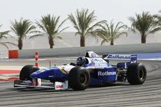 Damon Hill - Williams - 1996