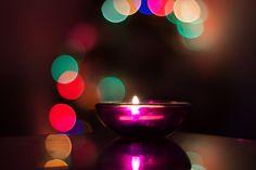 trataka candela