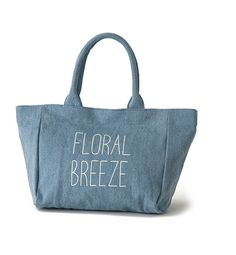 【アイルミネ】 | HITCH HIKE Reusable Tote Bags, Floral, Flowers, Flower