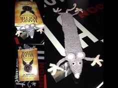 Rana marcapáginas - Tutorial Crochet - YouTube