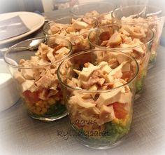 Min hobbyverden Homemade Food, Potato Salad, Cake Recipes, Potatoes, Cakes, Meat, Chicken, Ethnic Recipes, Easy Cake Recipes