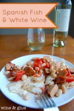 A delicious fish recipe, complete with how to pair the perfect white wine!