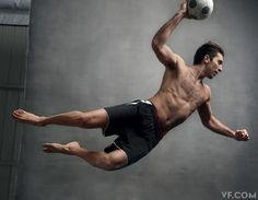 Gianluigi Buffon Vanity Fair
