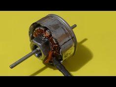Make a Brushless DC Motor: 3 Steps