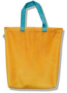 Mesh Marina - yellow