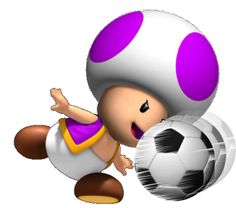 Toad playing Football - Toad Photo (27850078) - Fanpop