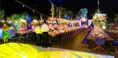 The reception at Flora Farms, was something never seen before, whimsical , fairytale night full of crystal chandeliers, gold candelabras , roses, orchids, tulips, hydrangea, peonies. Flora Farm Wedding Cabo San Lucas Floral Design by Lola del Campo FLorenta Design