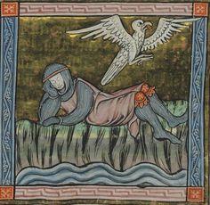 BNF Français 95 Histoire du Saint Graal / Histoire de Merlin