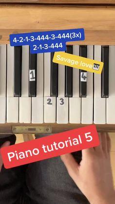 Beginner Piano Music, Piano Music Easy, Piano Music Notes, Piano Sheet Music, Piano Lessons, Music Lessons, Piano Teaching, Learning Piano, Piano Cords