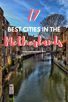 Check out this article for some amazing cities in the Netherlands. Because, the Netherlands has more to offer than only Amsterdam! In this country you can find modern cities, old historic cities and much more. #TheNetherlands #Rotterdam #Amsterdam