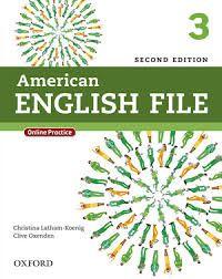 دانلود نمونه سوالات American English File 3 With Images