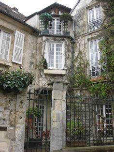 House, Senlis, France