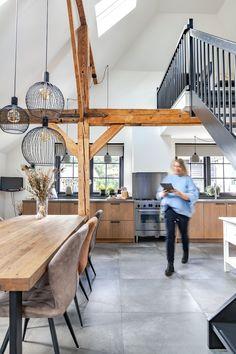 Interieurproject Eefde Loft, Interior Design, Bed, Furniture, Home Decor, Home Decoration, Home Ideas, Interior Designing, Nest Design