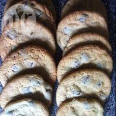 Recipe for chewy cookies uk