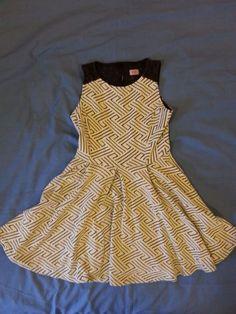 f9990c23fcc3a Girls' Polyester Party Short Length Sleeveless Dresses (2-16 Years) | eBay.  F & F Girls dress ...