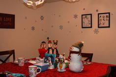 Momma's Playground: Family Movie Night - Frosty the Snowman