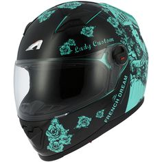 Casque GT 2 Graphic Lady Custom