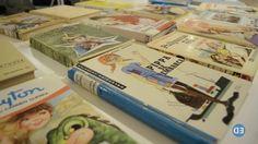 """""""Los niños se hacen lectores en el regazo de sus padres"""". Continúan las sesiones de Bebecuentos con Isabel Bolívar el 16 de Octubre…"""
