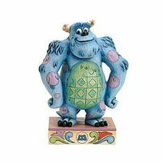 Jim Shore Disney Traditions - Sulley Figur