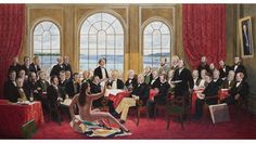 "A painting called ""The Daddies"" by artist Kent Monkman from his show Shame & Prejudice: A Story of Resilience. Cast The First Stone, Vancouver Art Gallery, Montreal Museums, Two Spirit, The Ancient One, Fourth World, Canada 150, Canadian History, Art Brut"