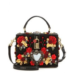 Latest Spring Bags Design Bydolce & Gabbana & Gabbana Spring 2015 Beautiful Designer Handbags For Women Dolce & Gabbana Spring 2015 Catalog . Red Purses, Purses And Bags, Dolce And Gabbana Purses, Embellished Purses, Embroidered Bag, Sacs Design, Spring Bags, Summer Bags, Red Handbag