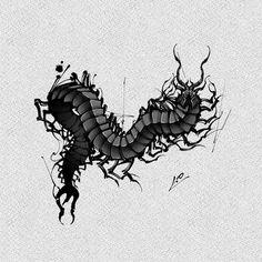 Tattoo Design Drawings, Tattoo Designs, Blackwork, Cool Tattoos, Interesting Tattoos, Animals, Instagram, Tattos, Poker