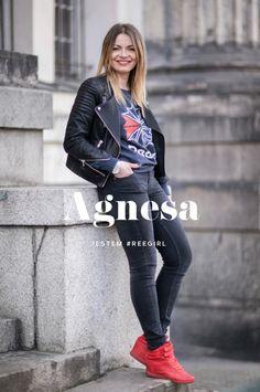 Agnesa prowadzi swojego bloga i jak nikt inny łączy w nim sport i klasykę. Dla nas inspiracja i uczta wizualna a poza tym wytrawna biegaczka i świetna fotografka. Podczas tej edycji poprowadzi projekt specjalny. oprawa graficzna: MAGDA PILACZYŃSKA http://magdapilka.com photo: SZYMON BRZÓSKAhttp://stylestalker.net