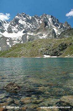 Lac de Marinet - Haute-Ubaye