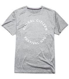Festival 2015 Ring T-Shirt – Grey