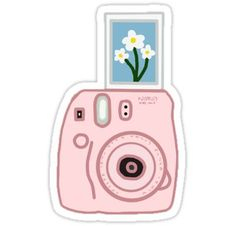 'Polaroid Picture' Sticker by – Car Sticker Preppy Stickers, Kawaii Stickers, Cool Stickers, Printable Stickers, Laptop Stickers, Journal Stickers, Planner Stickers, Homemade Stickers, Bubble Stickers