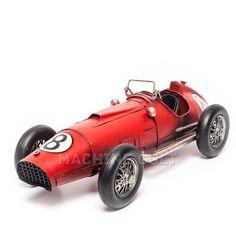 Miniatura Ferrari F1 Antiga - Machine Cult | Loja online especializada em camisetas, miniaturas, quadros, placas e decoração temática de carros, motos e bikes